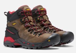 "Keen Pittsburgh 6"" Size US 11.5 M (D) EU 45 Men's Steel Toe Work Utility Boots"