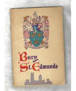Booklet - OFFICIAL GUIDE, The Borough of BURY ST. EDMUNDS, 1951-1952 Edi... - $15.00