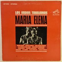 Maria Elena Los Indios Tabajaras LP Vinyl Album RCA LSP 2822 - $7.13