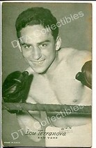 Lou Terranova-1930-Boxing Exhibit Card G - $18.47