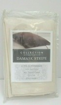 Charter Club Damask Stripe 500 Thread Count Standard Pillow Sham T410790 - $29.69