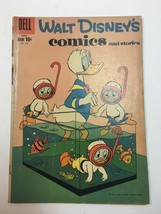 Walt Disney's Comics and Stories #223   Donald Duck   Mickey Mouse   Dell - $14.20
