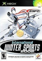 ESPN International Winter Sports 2002 (Microsoft Xbox, 2002) - $3.95