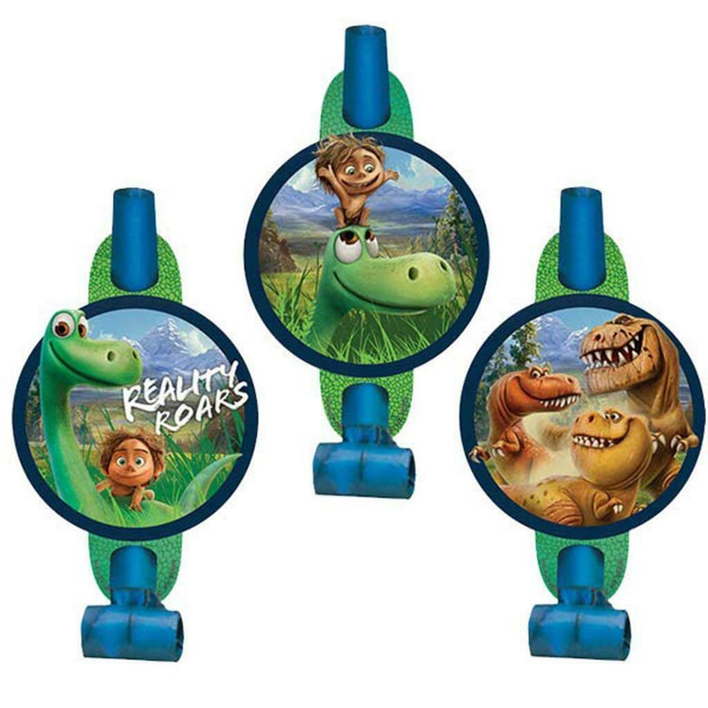 Good Dinosaur Blow Outs Party Favors by Amscan Birthday Supplies 8 Per Package - $5.89