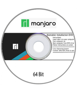 Manjaro Linux 21 Ornara 64 bit - $6.83