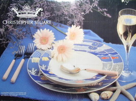 Christopher Stuart Caribe Service for Four ~~ 20 Piece in box - $59.83 CAD