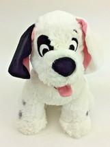 "Disney Store Exclusive 101 Dalmations Patch Dog Plush Stuffed Animal 12"" - $38.62"