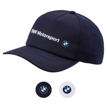 Puma Bmw Men's Premium MotorSport Speed Adjustable Trucker Hat Cap 021513