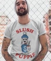 Slush Puppy T shirt retro 80s vintage 100% cotton graphic printed  tee image 2