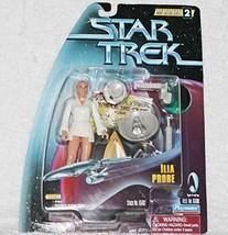 Star Trek The Motion Picture: Warp Factor Series 2 Ilia Probe 4 inch Act... - $17.64