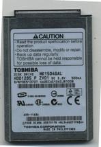 Toshiba 10 Gb, Intern, 4200 Rpm, 4.6cm HDD1285 Festplatte, Ipod MK1504GAL - $29.51