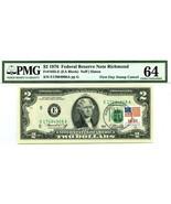 $2 DOLLARS 1976 FIRST DAY STAMP CANCEL WASHINGTON D.C. 20013 LUCKY MONEY... - €1.569,77 EUR