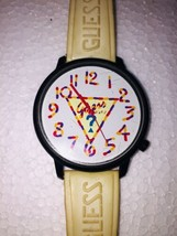 Vintage Guess Watch 1987 Need Battery - $9.90