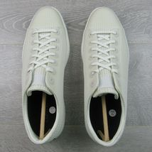 Converse CTAS Modern OX Buff White Shoes Size 9.5 Mens NEW 156652C image 7