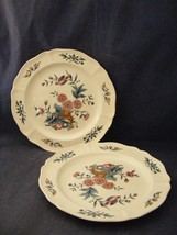 "2 Wedgwood Williamsburg 8.25"" Salad Plates - $19.95"