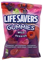 Candy Gummisavr BERRY7OZ By Gummi Savers Mfr Part No 1900008344 - $22.74