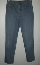 GLORIA VANDERBILT Amanda Stretch Straight Leg Jeans Sz 10 - $11.00