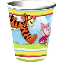 Pooh and Pals Party Cups 8 Pack - $3.99