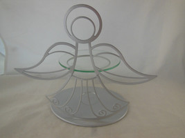 """Partylite Angel Aroma Melts Warmer 8"""" Mint in Box - $9.89"""