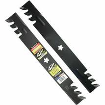 2 Mulching Blades For Craftsman LT1000 LT2000 917.289213 917.271141 917-203810 - $48.99