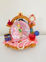 Disney Tinker Bell Figure Perfume Snow Globe Snow Dome Music box - $381.15