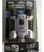 VIVITAR 10 X 25 Digital Binocular Camera Captures Images - $25.00