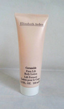 Elizabeth Arden Ceramide Firm Lift Body Lotion 3.3 oz - $5.20