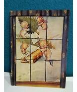 "Vintage Rose 0""Neil Kewpie Doll Glossy Card Front Scrapbook  4 3/8"" x 6"" - $19.75"