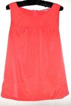 Ann Taylor Loft Peach Back Zip Tank Size Xs - $9.99
