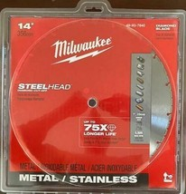 Milwaukee 49-93-7840 14 in. STEELHEAD Diamond Cut-Off Blade - $59.40