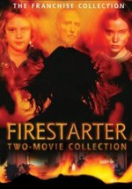 Firestarter Two-Movie Collection DVD