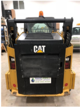 2015 Caterpillar 257D For Sale in Saskatchewan, Canada S4L 0A2 image 4