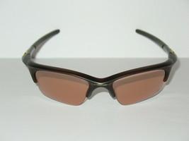 Oakley Half Jacket 1.0 Matte Rootbeer Frame / VR50 Transition lenses (XLJ) - $295.00