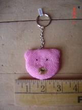 Beaded Key Chain - PIG PIGS HOG HOGS - Type II - Lot of THREE (3) - $12.86