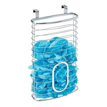 Plastic Grocery Recycle Bag Container Holder Storage Dispenser Cabinet D... - $34.30