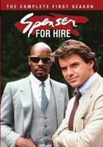 Spenser for hire the complete first season thumb200