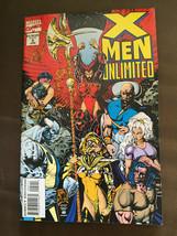 X-MEN UNLIMITED #5 (JUNE 1995) VFN MARVEL COMICS - $1.99