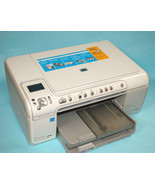 HP Photosmart C5580 All-In-One Inkjet Printer - $128.65