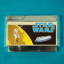 Star Wars (Nintendo Famicom FC NES, 1987) Japan Import - $21.99
