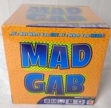 Mad Gab NEW 2005 SEALED - $24.70