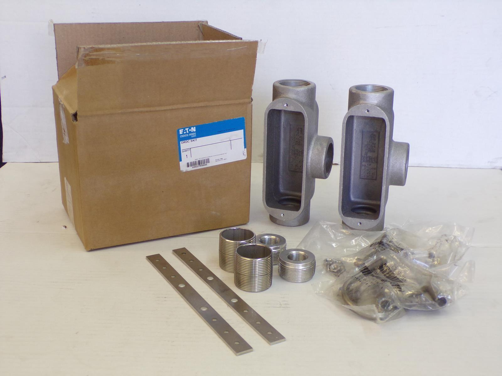 Crouse Hinds Eaton ORDC/SKIT Occupancy Sensor Mounting Kit - $45.53