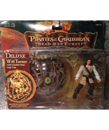Will Turner with Cannibal Bone Cage Pirates of the Caribbean Action Figure - $19.99