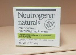 Neutrogena Naturals Multi-Vitamin Nourishing Night Cream 1.7 oz - $13.09