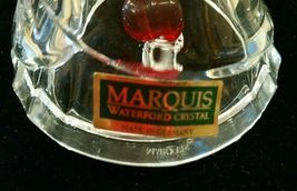 Waterford Crystal Marquis Noel Angel Bell Christmas Ornament Third in a Series image 3