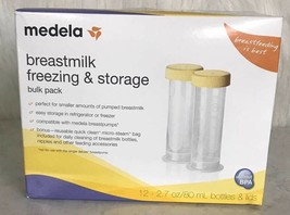 Medela Breastmilk Freezing & Storage Bulk Pack 12 2.7oz - $14.80