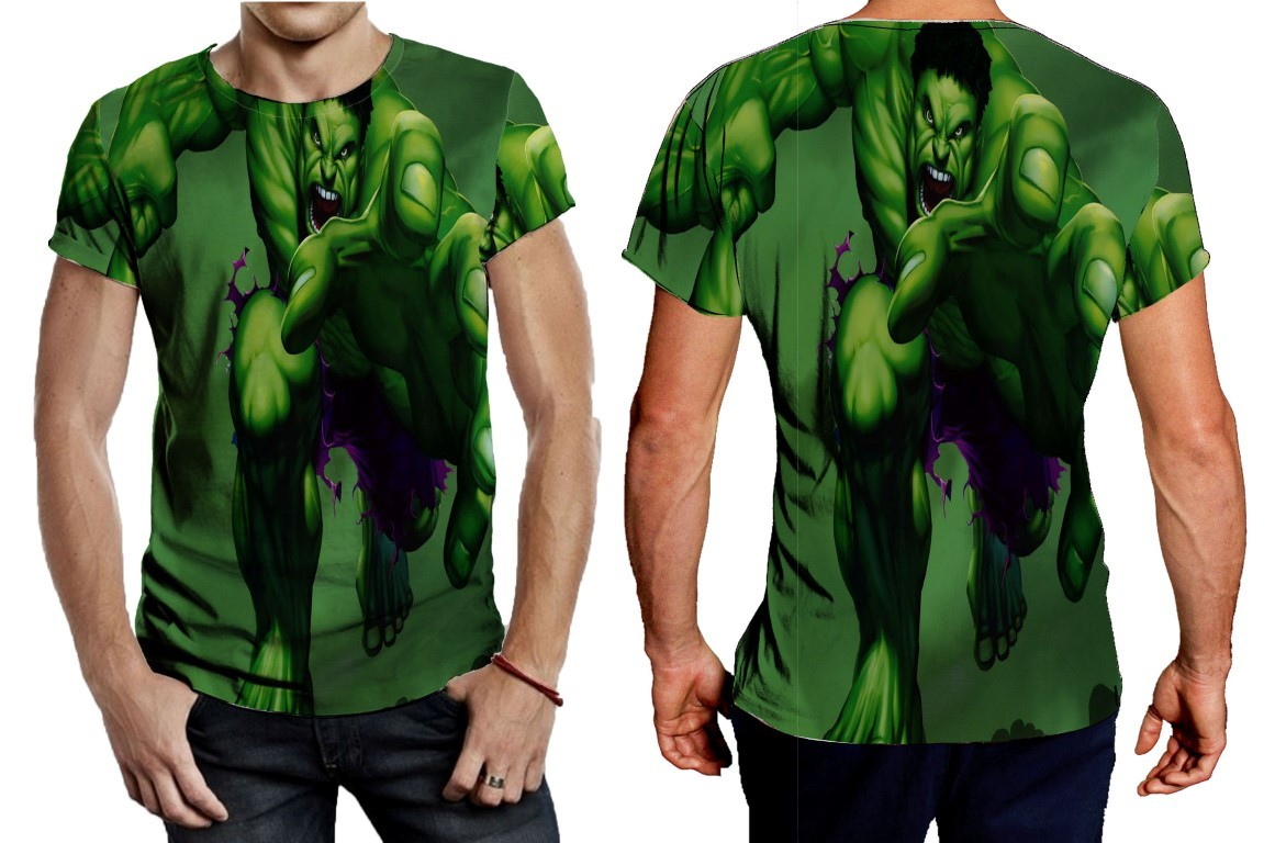 Primary image for Tee Men's hulk comic wallpapper