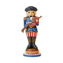 """American Nutcracker from Jim Shore Heartwood Creek Collection 9.25"""" H image 2"""