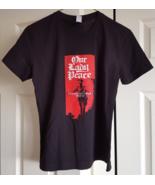 T-Shirt 2006 Our Lady Peace Rock Band Canada Concert Tour L Black Womens... - $16.99