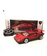 EW Kingco 1:14 Lamborghini Wolf Countach LP500S Radio Control CAR Red - £47.64 GBP