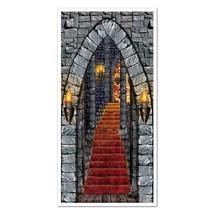 Castle Entrance Door Cover Party Accessory (1 count) (1/Pkg) - $7.94